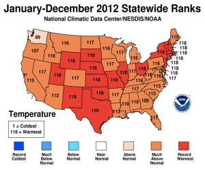 U.S. Statewide Temperature 2012 jpg