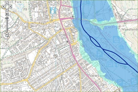 Henley Flood Risk jpg